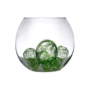 Glass Basic Fishbowl 17