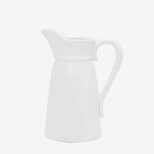 Jarra Ceramic Jug Small White