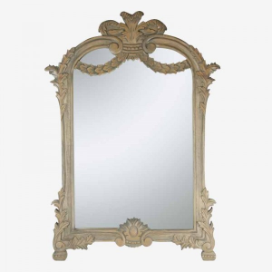 Carved Mirror Lazo