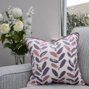 Cushion Flower Pink