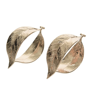 Leaf Napkin Rings Alloy