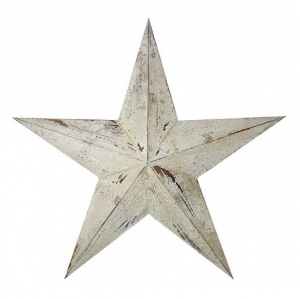 Very Large Wooden Star