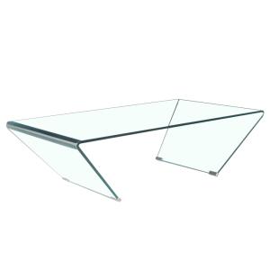 Eva Glass Coffee Table