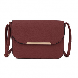 Shoulder Bag Brigid Wine