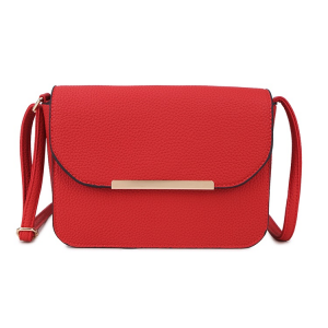 Shoulder Bag Brigid Red