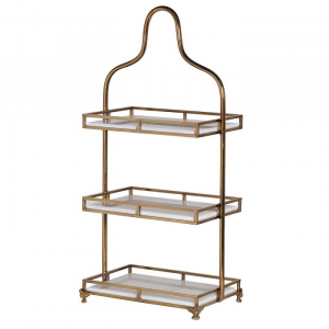 Marble Tray Stand 3 Tier