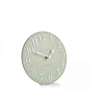 Arabic Mantel Clock Hedgerow 6 in