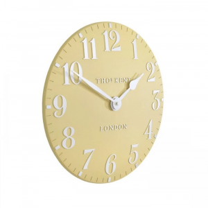Arabic Wall Clock Honey 12 in