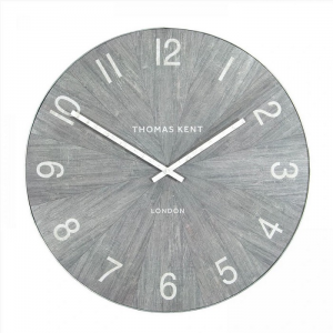 Wharf Wall Clock Limestone 30 in
