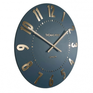 Mulberry Wall Clock Midnight Blue 20 in