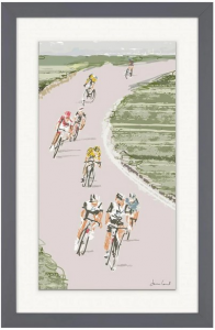 Downhill Print