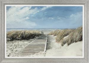 View To Sea Print