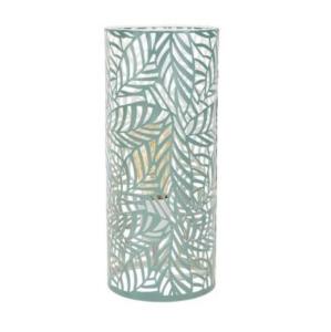 Cylindric Lamp Banae Green Iron