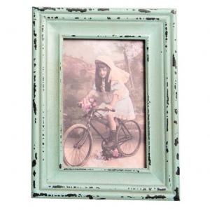 Light Green Delilah Photo Frame