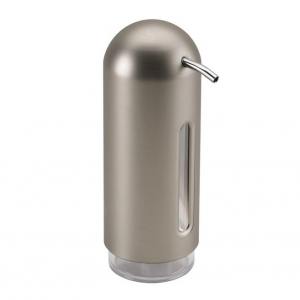 Penguin Soap Pump Nickel