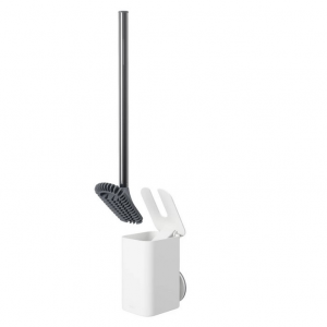 Flex Surelock Toilet Brush White
