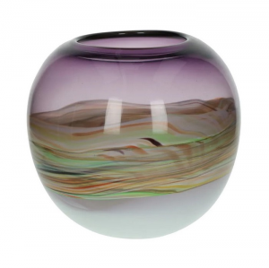 Towy Glass Vase Mix Ocean