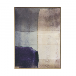 Le Vase Framed Canvas