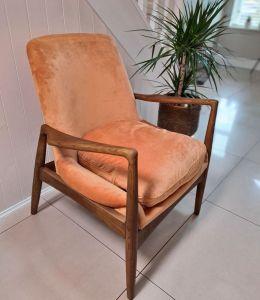 Eric Chair Orange