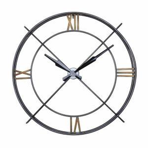 Clock Transparent Grey