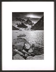New Mountains B Print