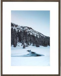 Frozen Lake Print