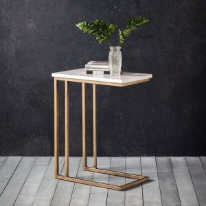 Cleo Supper Table Marble