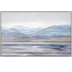 Distant Hills Print