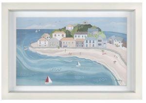 Beach Breeze Print