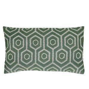 Conway Cushion Grey/Blue