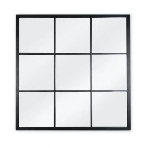 Fulbrook Square Mirror 9 Parts