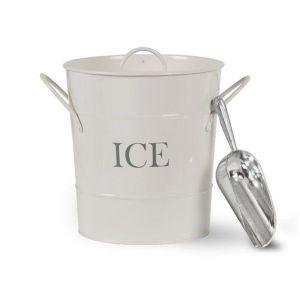 Ice Bucket Steel Chalk