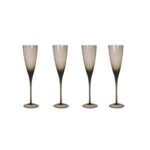 Berkeley Champagne Flutes
