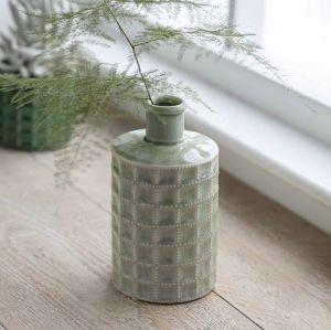Sorrento Bottle Vase Sage Large
