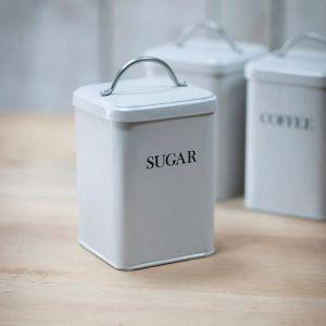 Original Sugar Canister Steel Chalk