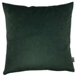 Cushion Velvet Gravity Evergreen