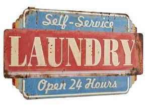 Sign Laundry