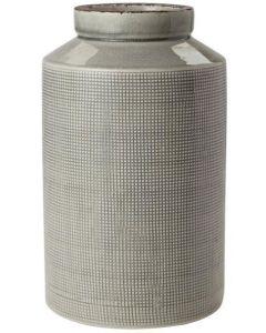 Vase Light Grey