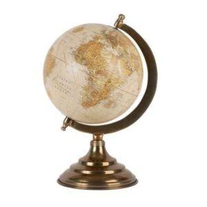 Decorative Globe Alun Gold