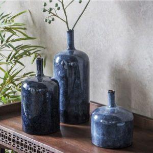 Vases Vormark Ornaments Blue