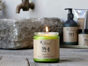 Éternel Scented Candle No.4 White Tea
