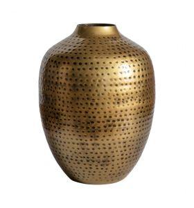 Kelso Vase Brass Antique