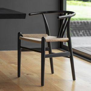 Whitley Chair Black