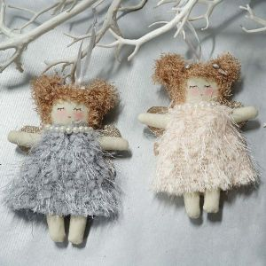 Hanging Angel - Grey dress