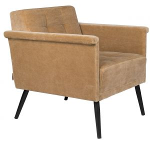 Sir William Lounge Chair - Vintage Camel