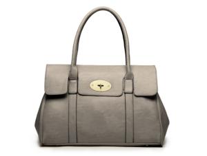 Travel bag Kirsty silver-grey