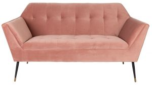 Kate Sofa - Pink Clay