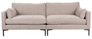 Summer Sofa - 4,5 Seater Latte