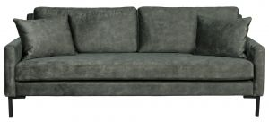 Houda 3-Seater Sofa - Forest