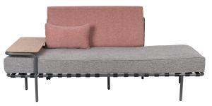 Star Sofa - Pink/Grey